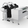 Canon Colorwave 3600 4-Roll Printer with Folder Express 3011