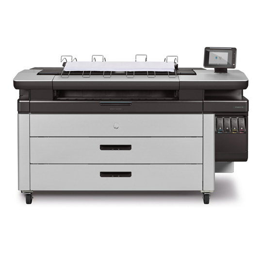 HP PageWide XL 4100 or 4600Printer