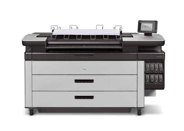 HP PageWide XL 5100 front
